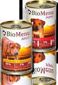 BioMenu | Корм для животных